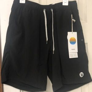 "Vuori kore lined 7"" shorts"
